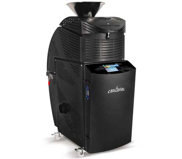 Roaster 106: Roasting of dried fruit in general, including hazelnuts, almonds, pistachios, etc…