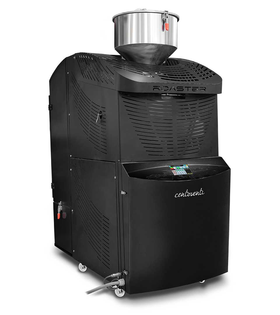 Roaster 120. Coffee roasting machine
